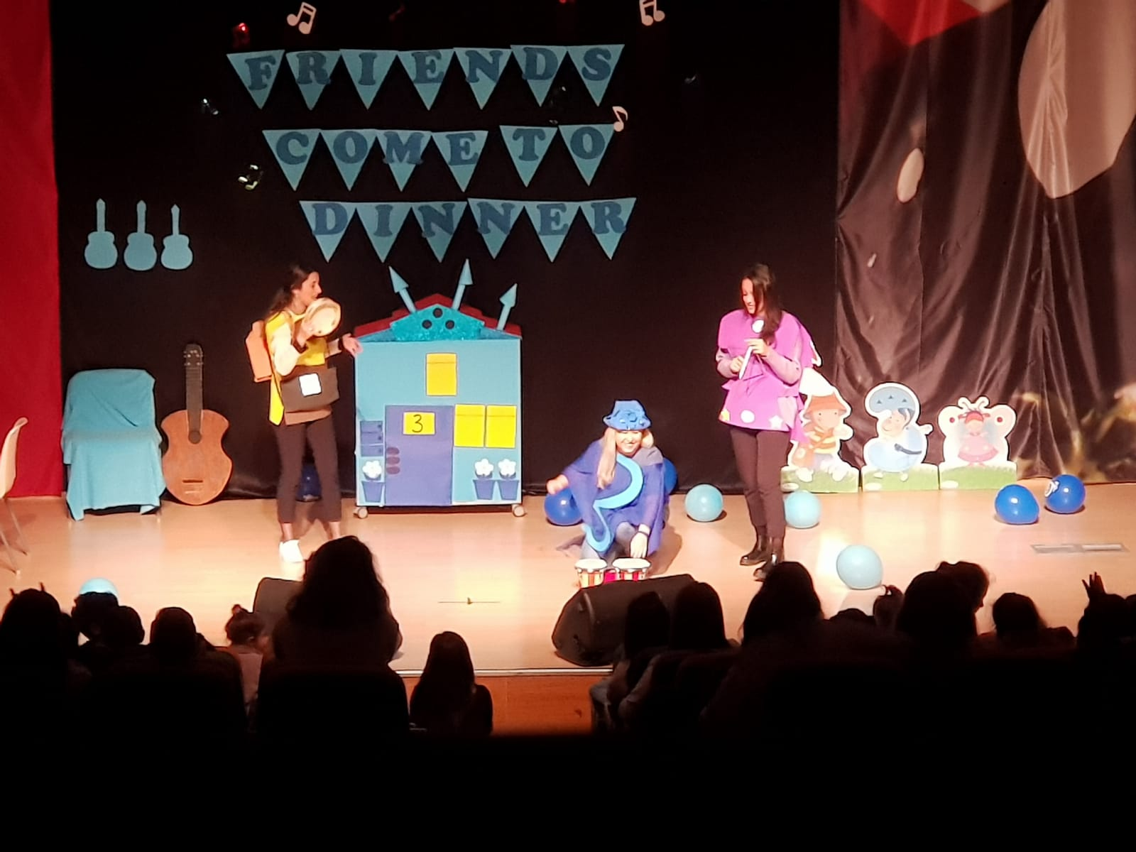 Mathazone Theatre Activities